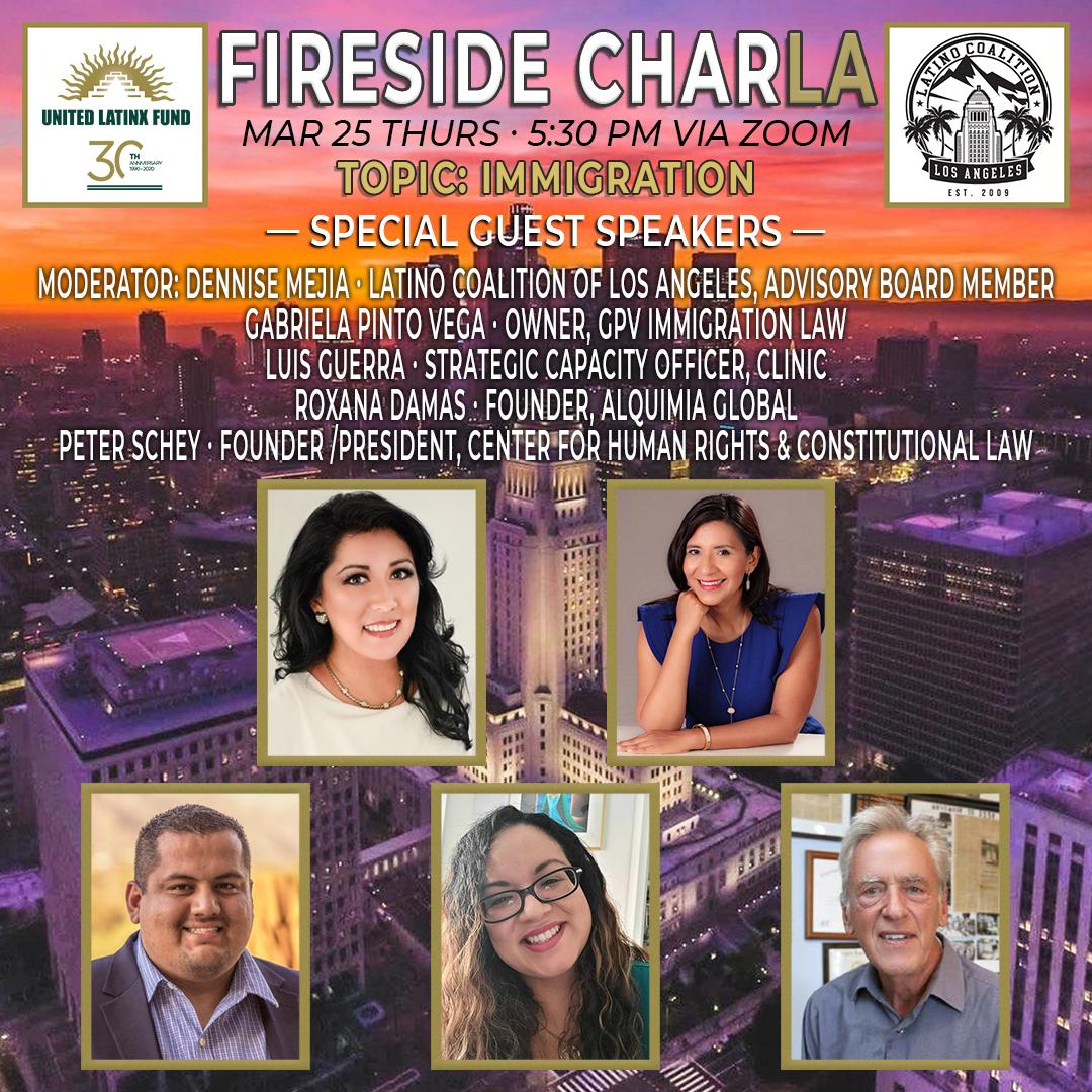 3/25/2021 Fireside CharLA - Immigration